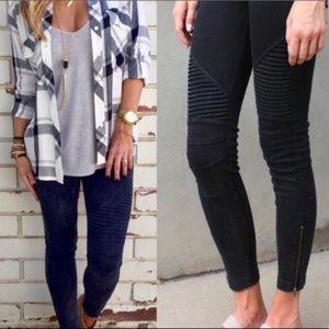 DEBBIE Stretchy Pants - BLACK